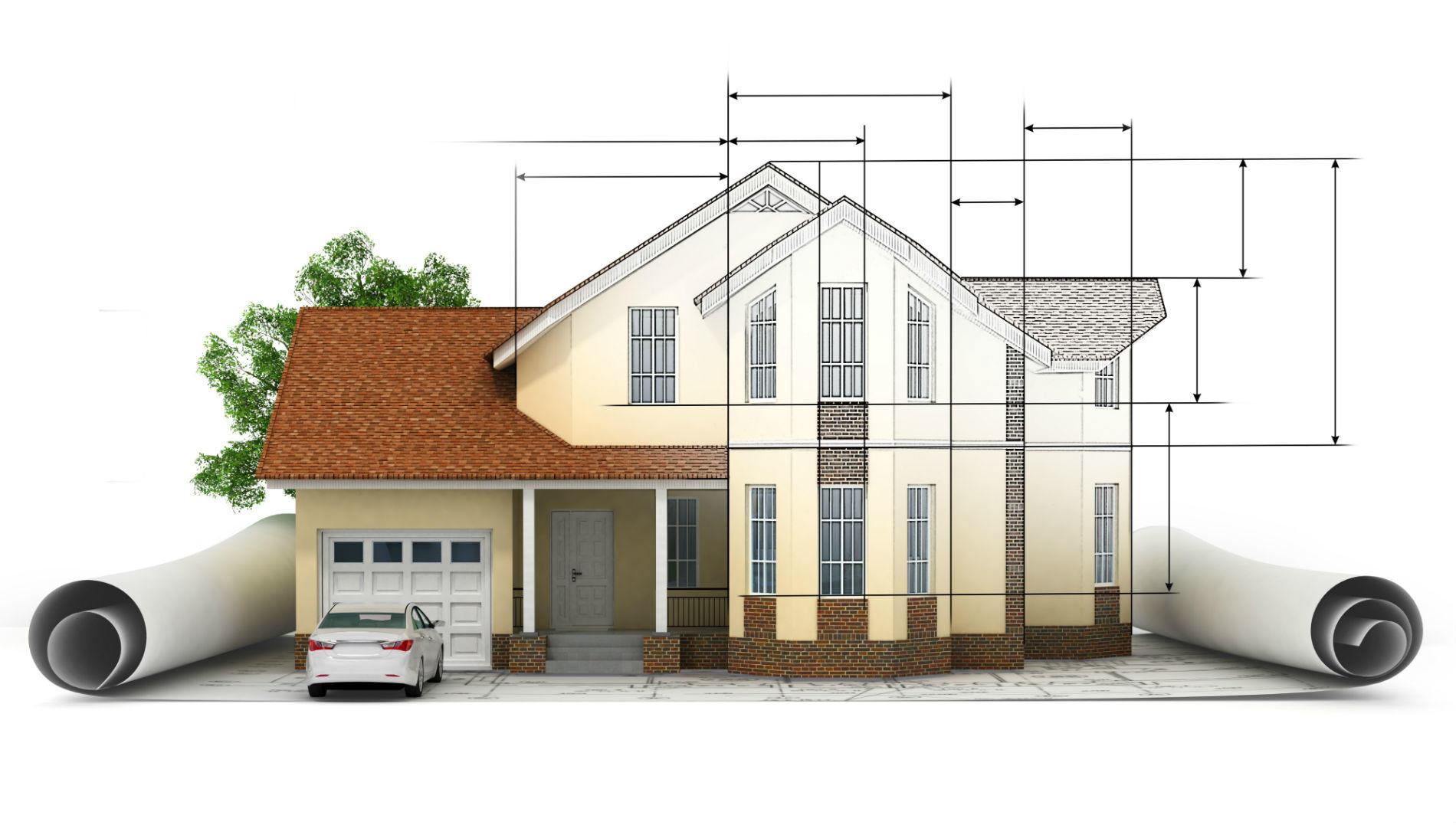 surelevation maison immeuble